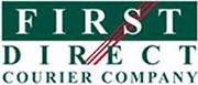 First Direct Courier Group logo